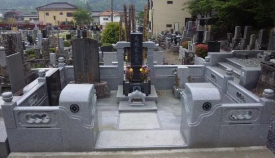 真照寺檀家墓地馬場様 墓所のリフォーム