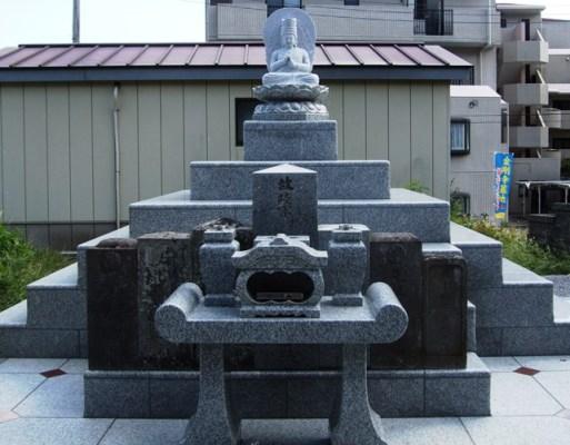 金剛寺 古石塔供養塔